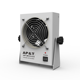 AP-DC2453 Static elimination desktop mini ionizing air blower fan 220v