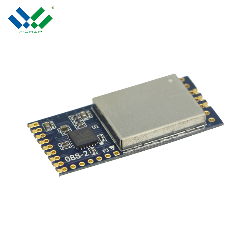 China Manufacturers 1200Bps-200Kbps Data Rate CC1120 15Dbm Uhf Transceiver <strong>Module</strong>