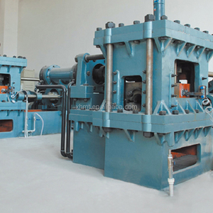 Automatic control oil drill pipe making machine based on ajax upsetter for oil pipe