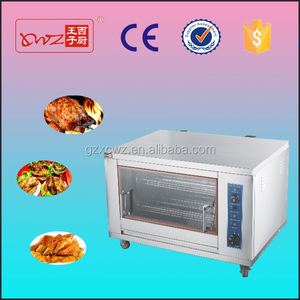 Commercial gas chicken rotisserie for sale