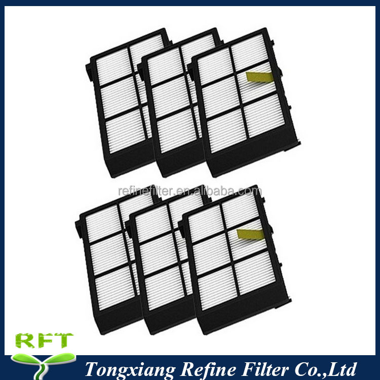 New HEPA Filter for 800 900 series set of 6 pcs for 870 880 980