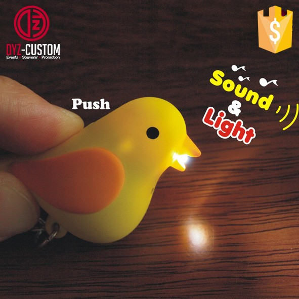 Bird Shape Led Sound Keychain (1).jpg