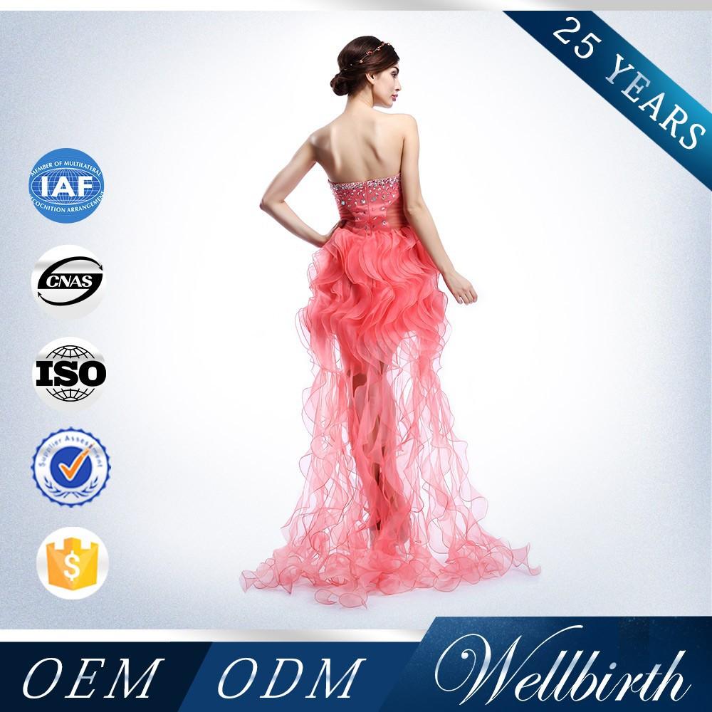 Catálogo de fabricantes de Patrones Para Damas De Honor Vestidos de ...