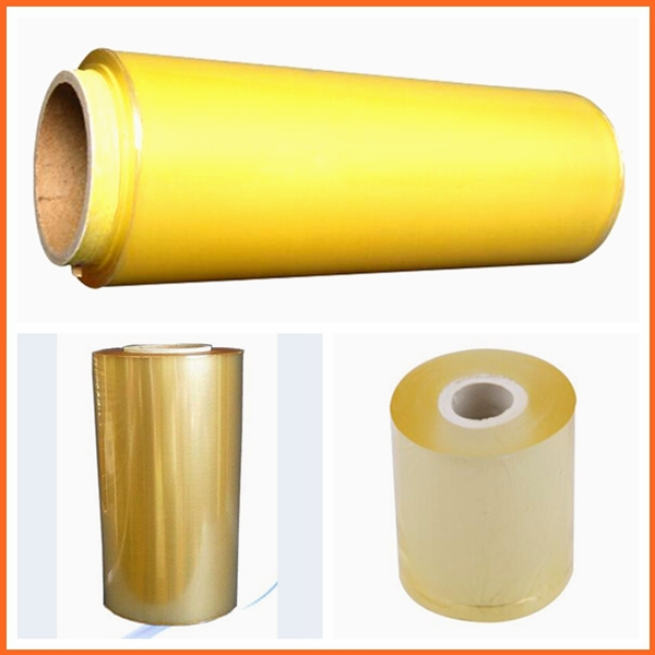 China Manufacturer Transparent Transparency Pvc Cling Film Wrap ...