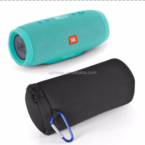 Bluetooth wireless speaker case JBL Charge 3 case travelling neoprene carry bag for JBL Charge 3