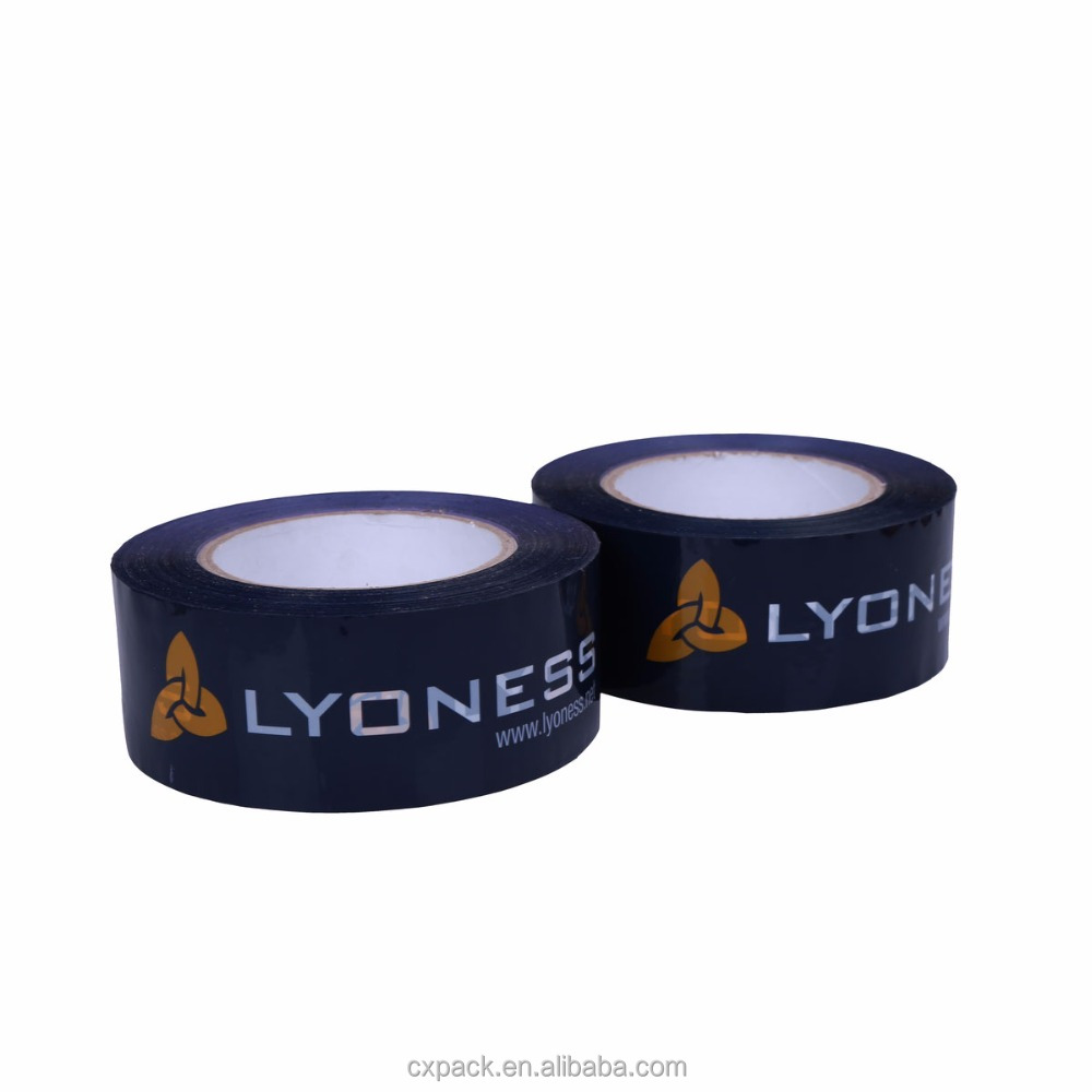 Clear Color Adhesive Bopp Tape for Carton Sealing