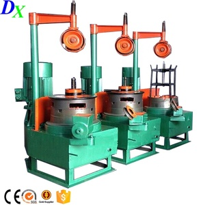 Vertical type Industrial High speed solder automatic steel wire drawing machine price manufacture