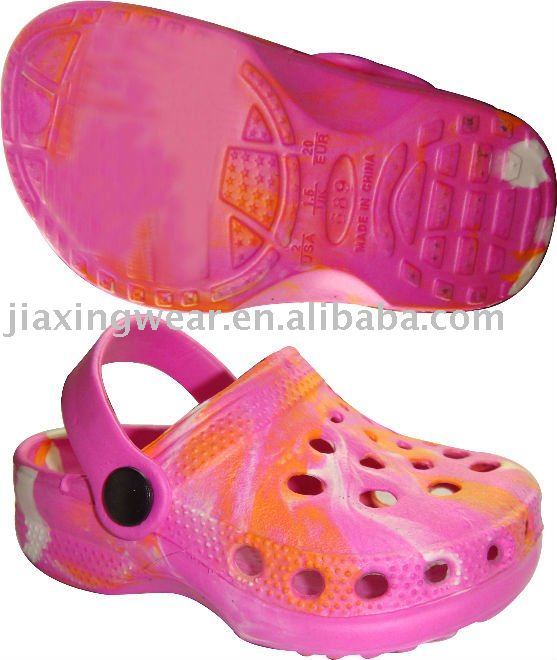 Fashionalble Custom Baby clog ,baby's eva clog .children's clog in wholesale baby shoes in stock