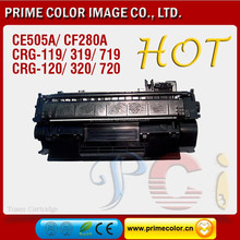 505A 280A toner cartridge for HP
