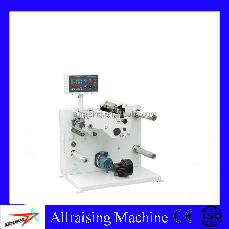 320 Label slitting and rewinding machine/adhesive label slitter with good price