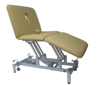 3 Section Physical Therapy Equipments Bobath Couch Cy ...