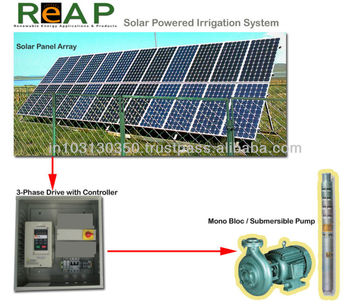 Solar Irrigation Power Systems Buy Solar Powered Pumps