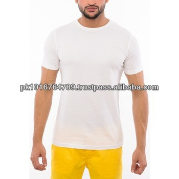 Wholesale Plain White 100 Cotton T Shirts For Men Buy