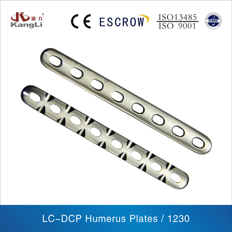 LC-DCP Humerus Plates trauma implant orthopaedic instrument artificial organ