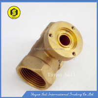 OEM cnc machined aluminum part motorcycl parts in yuyao