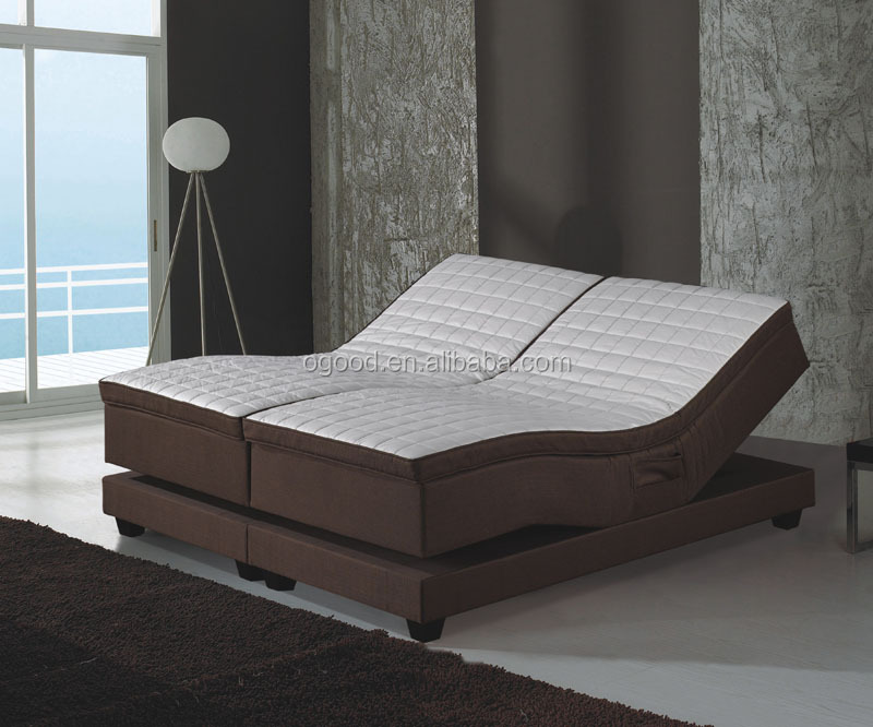 Adjustable electric single beds : Electric adjustable single bed beds for the