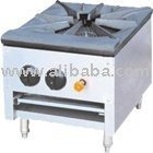 Cooking range oven