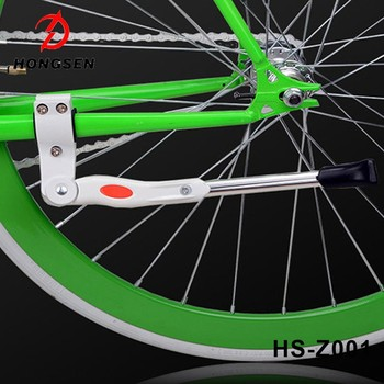 2019 Bicycle Spare Parts Adjustable Mountain Bike KickStand