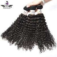mongolian virgin hair weave toppers charming crochet human hair products bohemian kinky curly hair