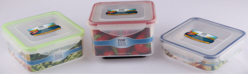 TOPLOCK airtight food container