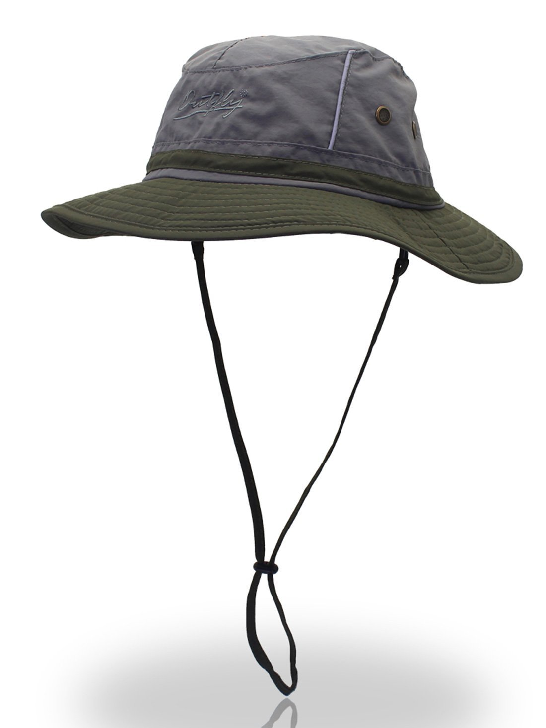 Get Quotations · Panegy Outdoor Summer Sun Hats Fishing Anti-UV Ultralight  Fashion Colorblock Boonie Bucket Hats 360 efb4f8128bd1
