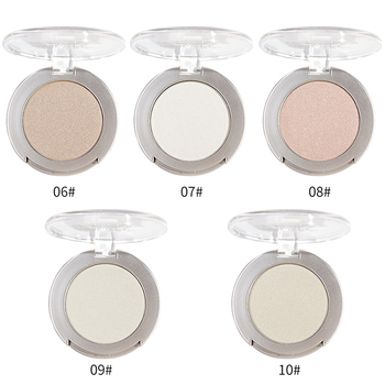 Hot Selling Popular Private Label Highlight Press Powder Highlighter Makeup