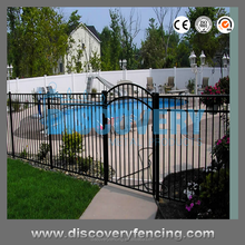 Factory Supply High Standard Cheap Aluminum Pool Fence