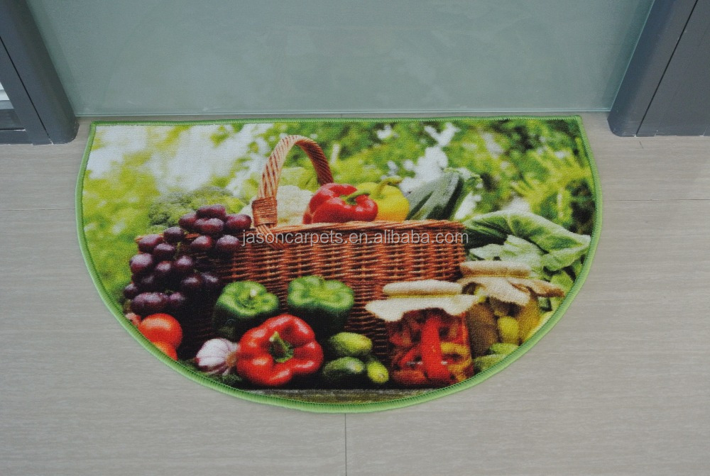 High Definition printing nylon mat