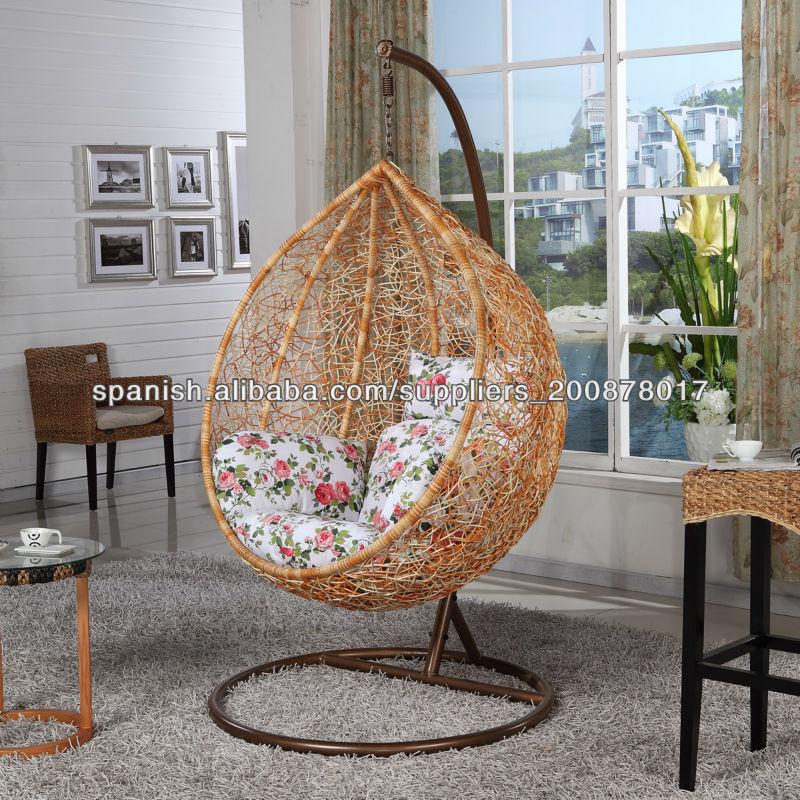 Hb z001 patio columpios silla colgante sillas y sillones - Silla colgante ...