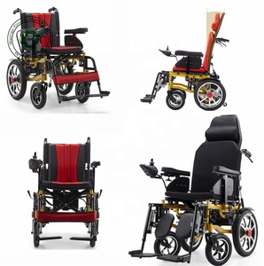 Medical use wheel chair electric travel wheelchair and wheel chair