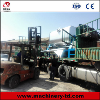 L20 Enviromental Manufacturing Equipment Natural Stone Paint Mixing Plant