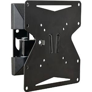 Stanley TV Wall Mount - Slim Full Motion Articulating Mount for Medium Flat Panel Television (TMX-022FM)