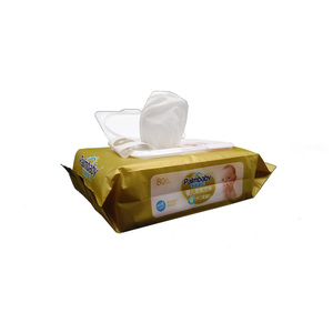 Hot sale baby products organic baby wet wipes private label