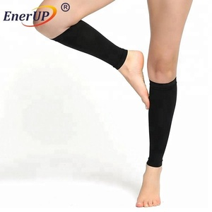 High Quality Customized Leg Protector 3/4 Calf Compression Sleeve For Men