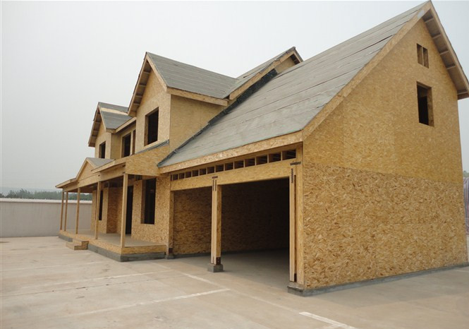 1220 2440mm cheap prices moistureproof osb for roof for Osb thickness for roof