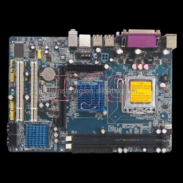 Hi-tech Desktop Motherboard G41