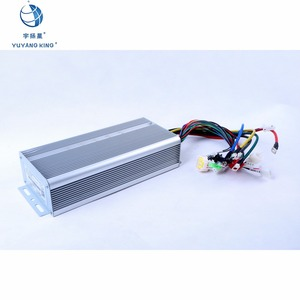 CE BLDC Motor Controller 72V 1KW 1.5KW 2KW with Bluetooth configurable