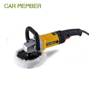 High effective car polishing machines cordless car polisher electric car polisher