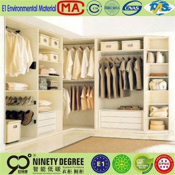 Premium Cheap 2 Layers White 4 Doors Military Wall Lockers Wardrobe Cabinet  Colonial Style Bedroom Furniture