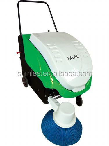 Hot sale manual push driveway pavement sweeper manual driveway sweeper MLEE-780