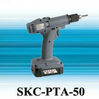 SKC-PTA-50 18V Brushless Automatic Shut Off Cordless Screwdriver with 3.1Ah Li-ion Battery Set for auto assembly