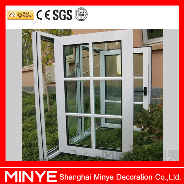Modern Used Upvc Profile Doors /french Grill Design Doors And ...