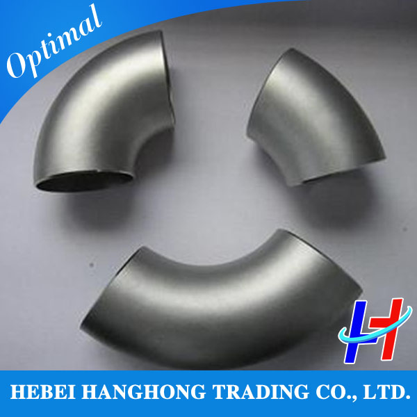 Trade Assurance alibaba 45 degree stainless steel pipe elbow prices