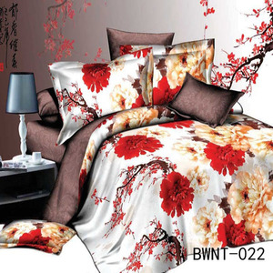 Factory wholesale The new design fashion classical flavor bed sheets wholesale