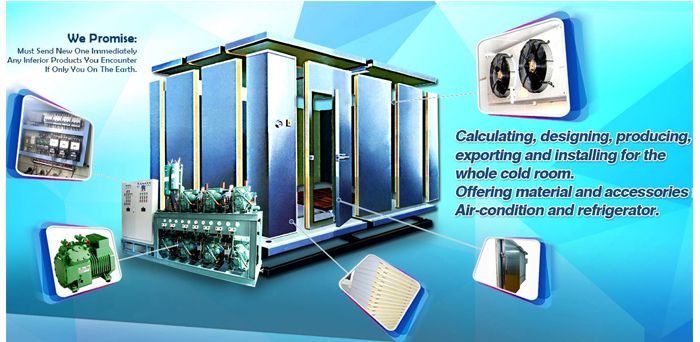 High Quality Evaporative Air Cooler, Refrigerator Evaporator, Heat Exchanger