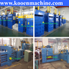 automatic waste paper baling machine