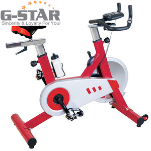 GS-9.2K Indoor Commercial GYM Racing Exercise Magnetic Resistance Spin Bike
