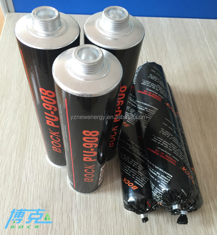 high performance polyurethane sealing adhesive for auto glass