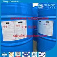 TDI 80/20 Toluene Diisocyanate as Foam Mattress Chemicals
