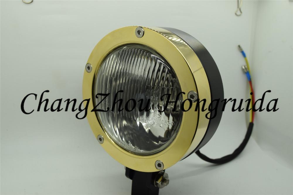 Vintage Motorcycle Headlights 107